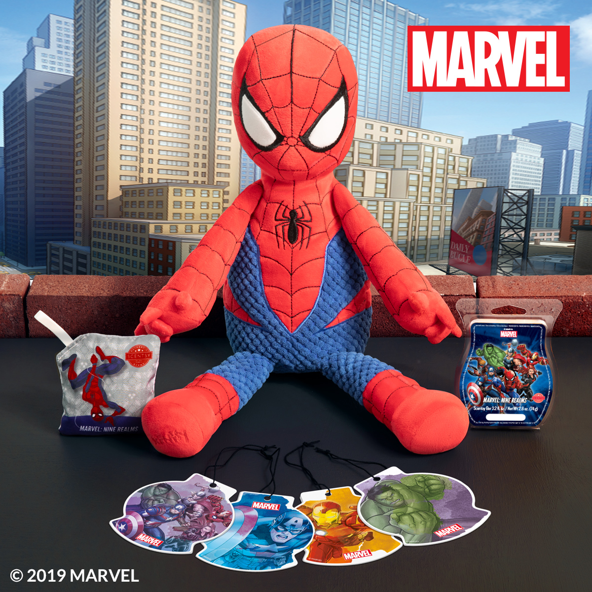 Spider Man Scentsy Buddy And Marvel Avengers Partywithbobi